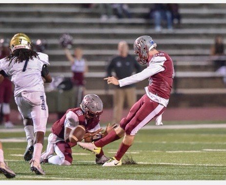 Chance Poore is the top-ranked kicker in the 2018 recruiting class.
