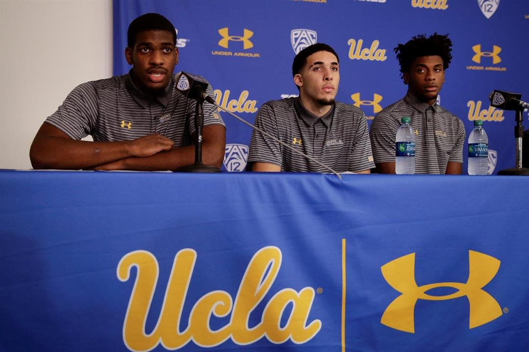 Cody Riley, Jalen Hill Suspended for Season for Arrests Involving LiAngelo Ball