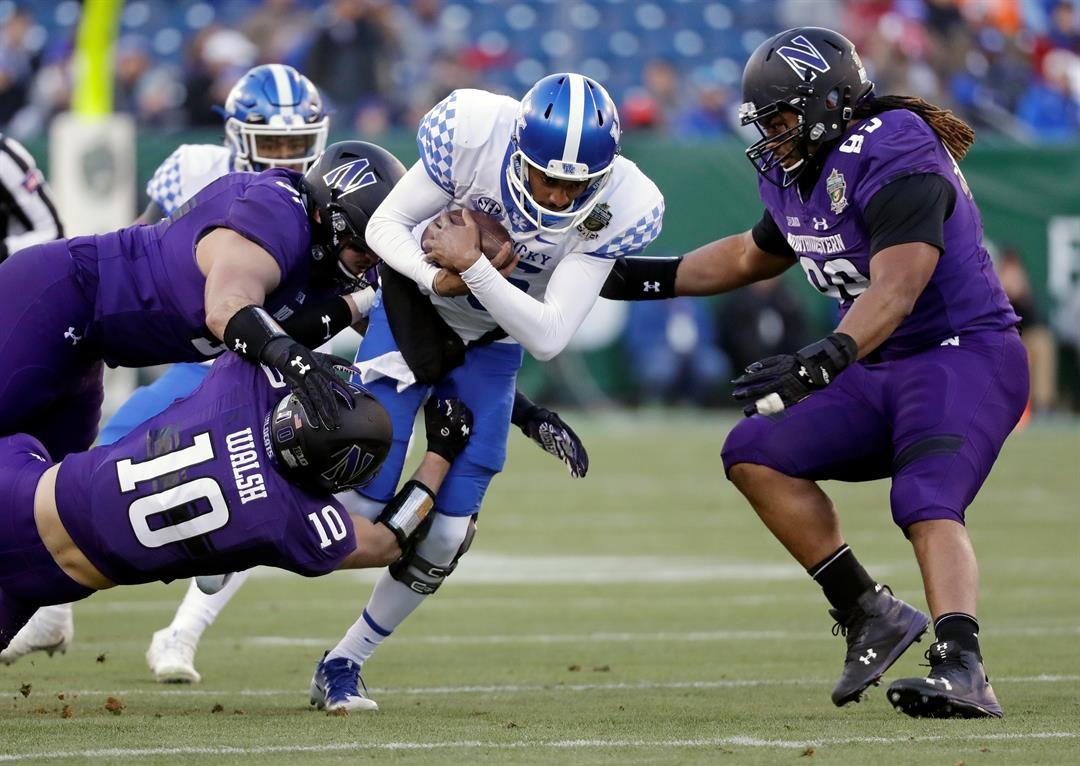 Kentucky and Northwestern ready to square off in Music City Bowl