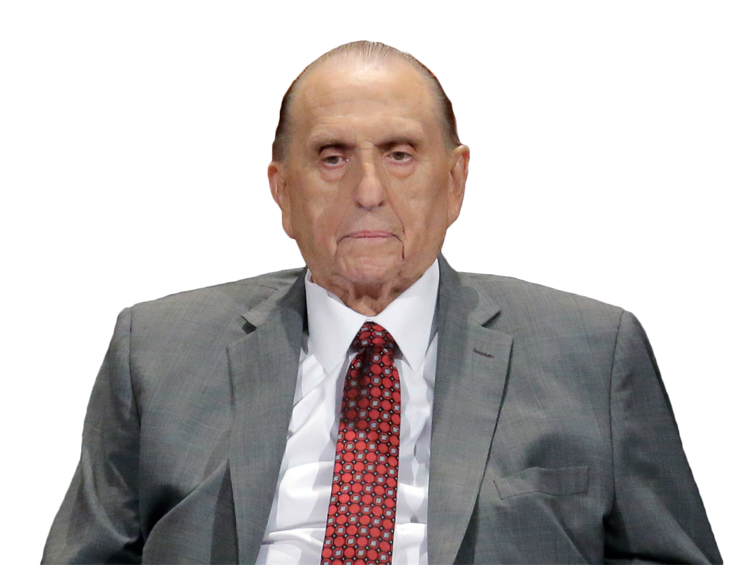 Thomas Monson, Leader Of Mormon Church, Dies At 90