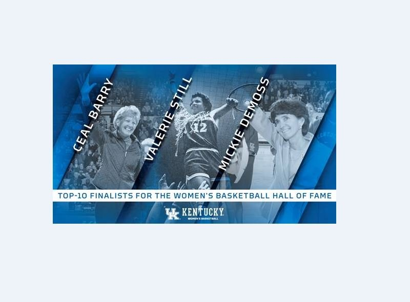 Finalists for Women's Basketball Hall of Fame induction class announced