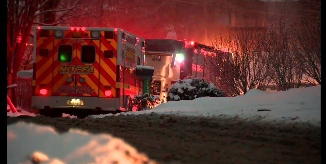 Four Killed, Including Two Children, In Devastating House Fire Near Holly