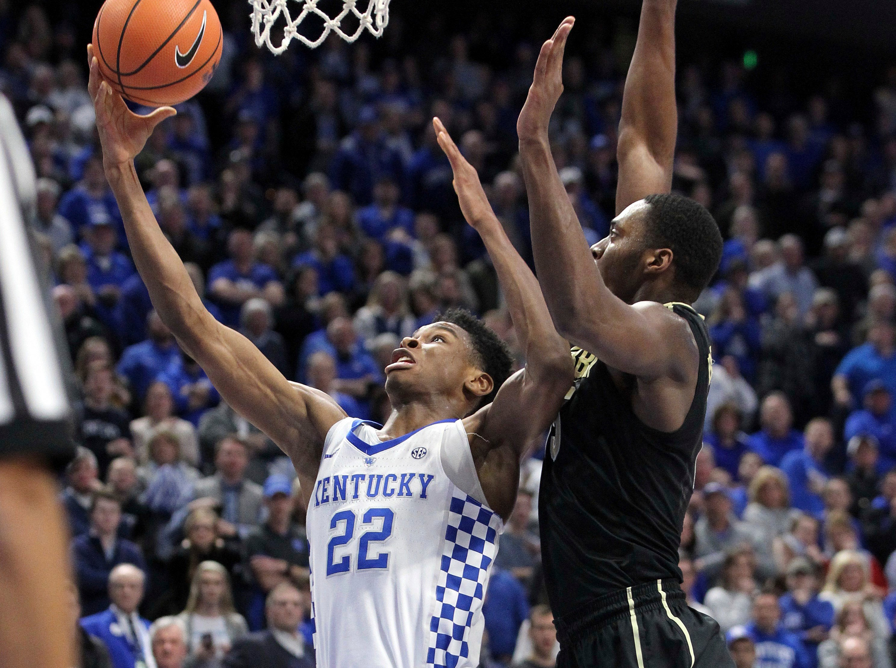 Late foul dooms Vanderbilt in overtime loss at No. 21 Kentucky