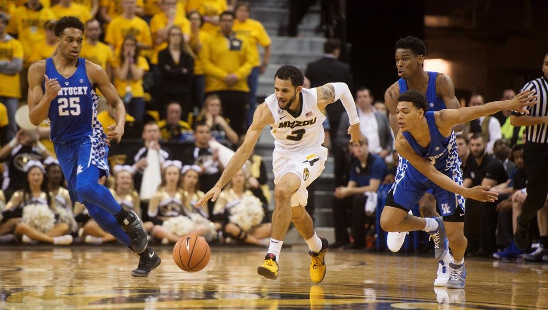 No. 21 Kentucky falls flat at Missouri