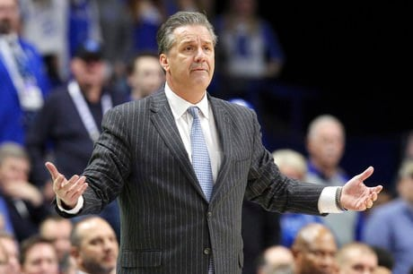 Everything John Calipari said Following a 61-59 loss to Tennessee