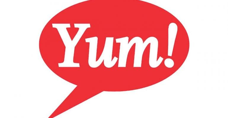 Yum Brands shares jump after earnings beat consensus