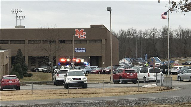 Accused Marshall County High School Shooter to be Arraigned