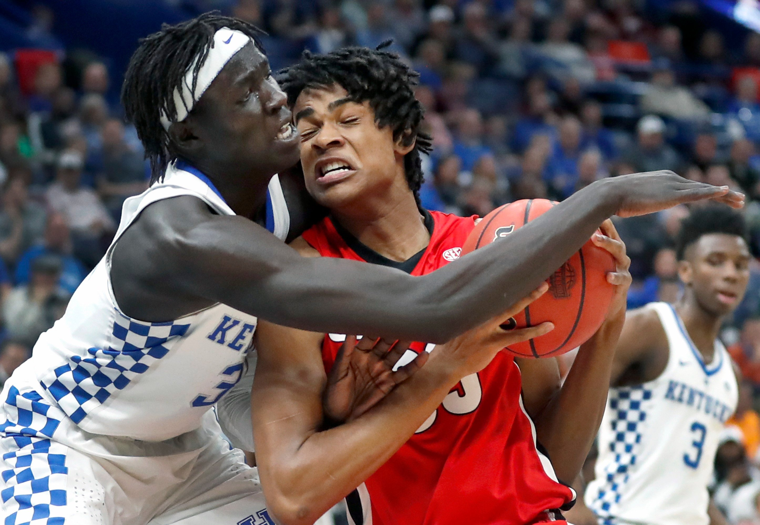 Wenyen Gabriel staying in NBA Draft