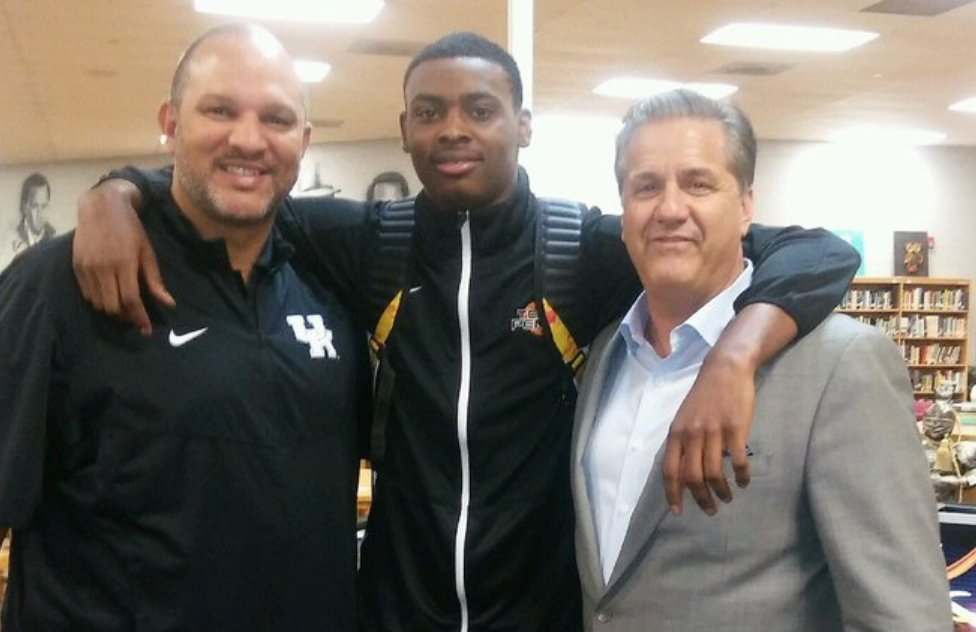 Kentucky loses four-star commit D.J. Jeffries