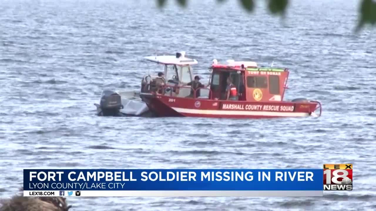 Search resumes Sunday for missing Fort Campbell soldier