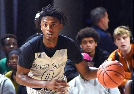 "Ashton Hagans has the ""weird ability"" to see plays happen before they develop."