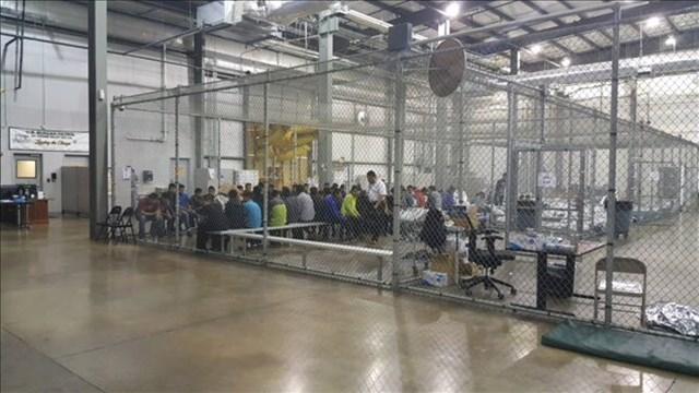 U.S. Customs and Border Protection/MGN