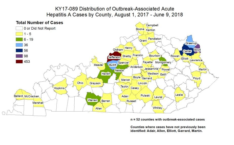 Kentucky Department For Public Health