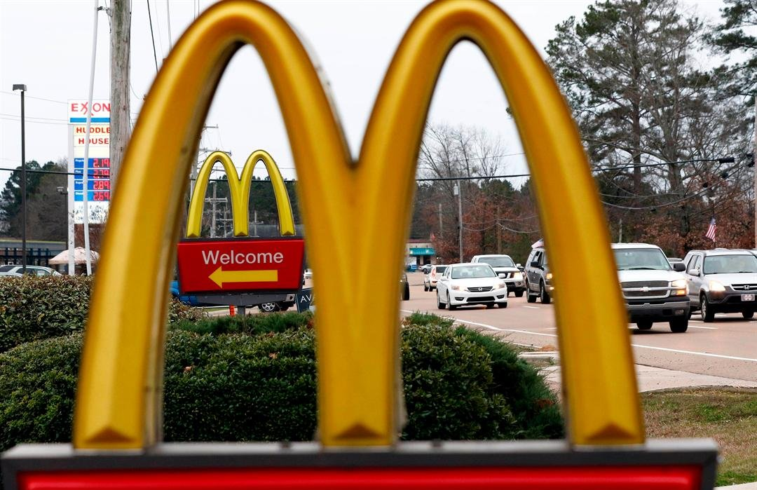 McDonald's Removing Salads From 3000 Stores After Illness