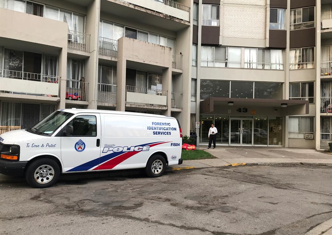 Toronto police seek motive after gunman kills two, injures 13