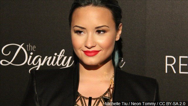 Demi Lovato hospitalized after suspected heroin overdose