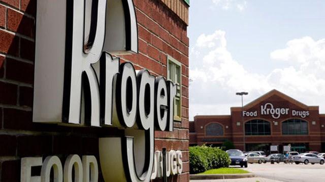 Kroger bans Visa over swipe fees