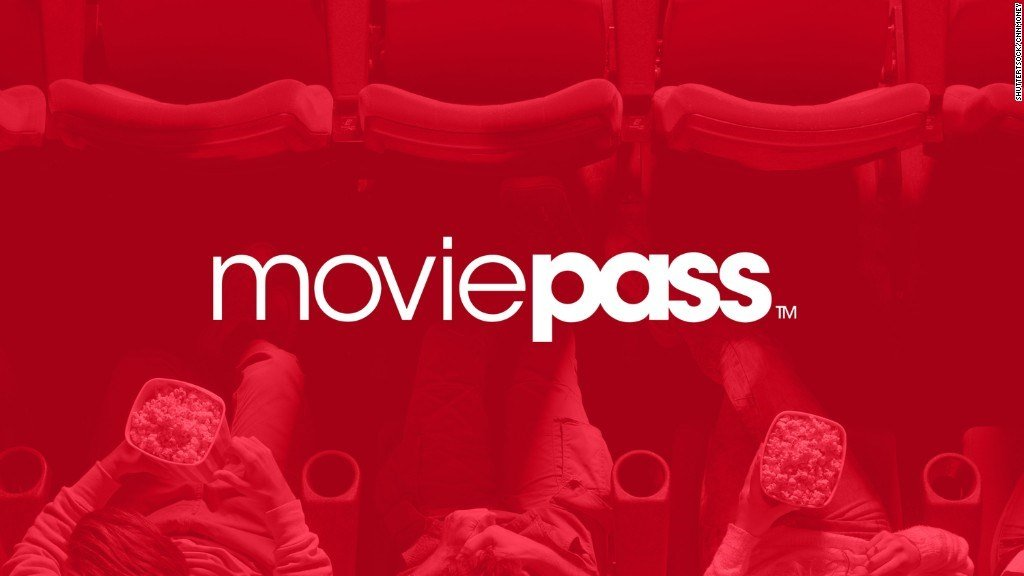 MoviePass will limit customers to three movies per month