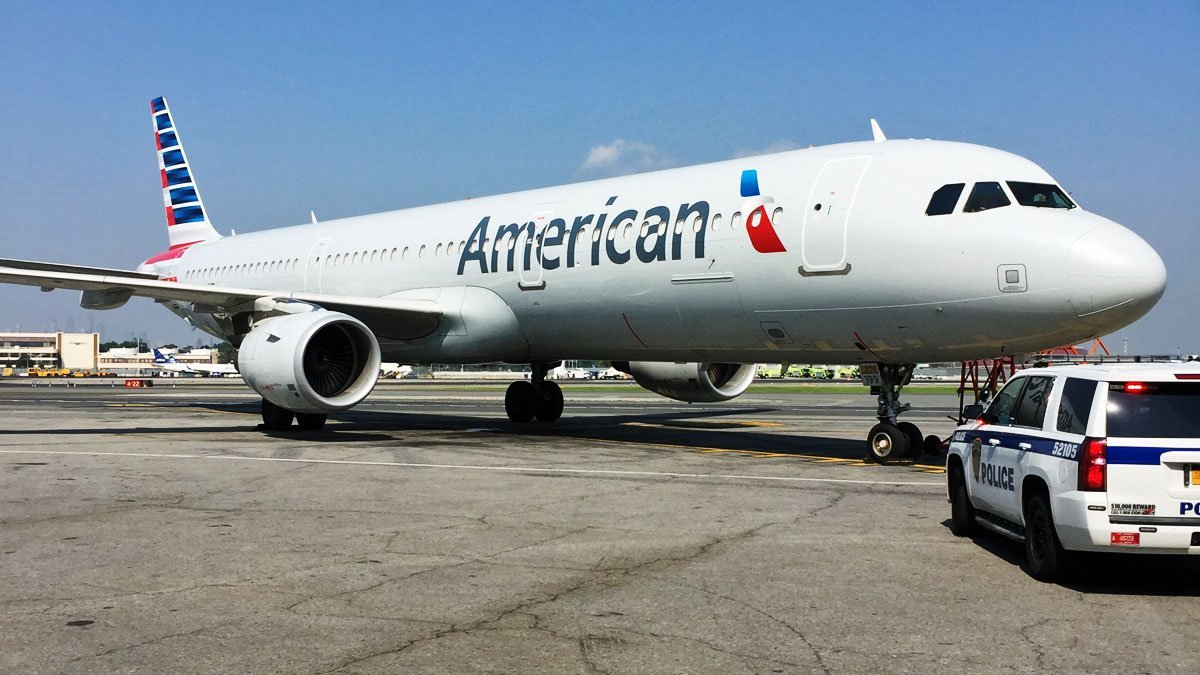 Dead fetus discovered on American Airlines flight at New York's LaGuardia Airport