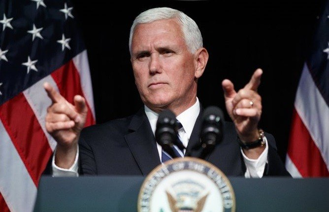 Pence Will Reveal Trump's 'Space Force' Plan Today