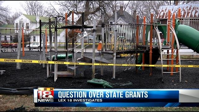 Questions about state grants