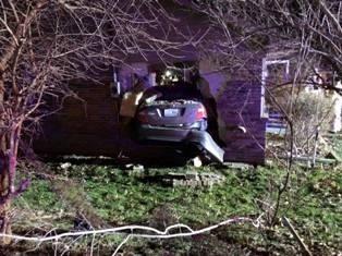 Car Crash Lexington Ky