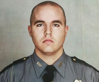 Trooper Eric Chrisman