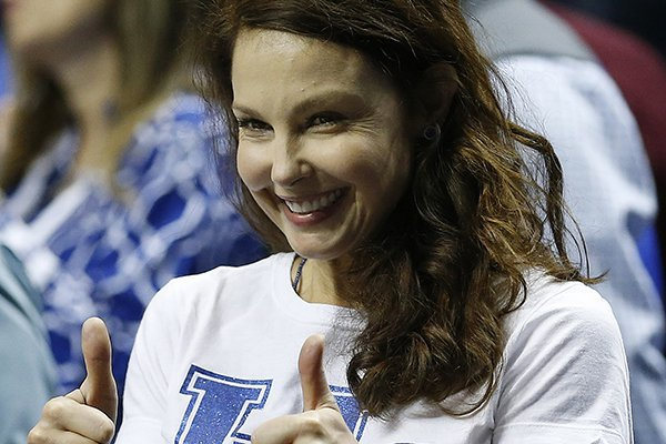 Ashley Judd, Associated Press