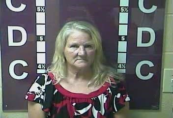 Melissa Collins. Courtesy: Madison County Detention Center