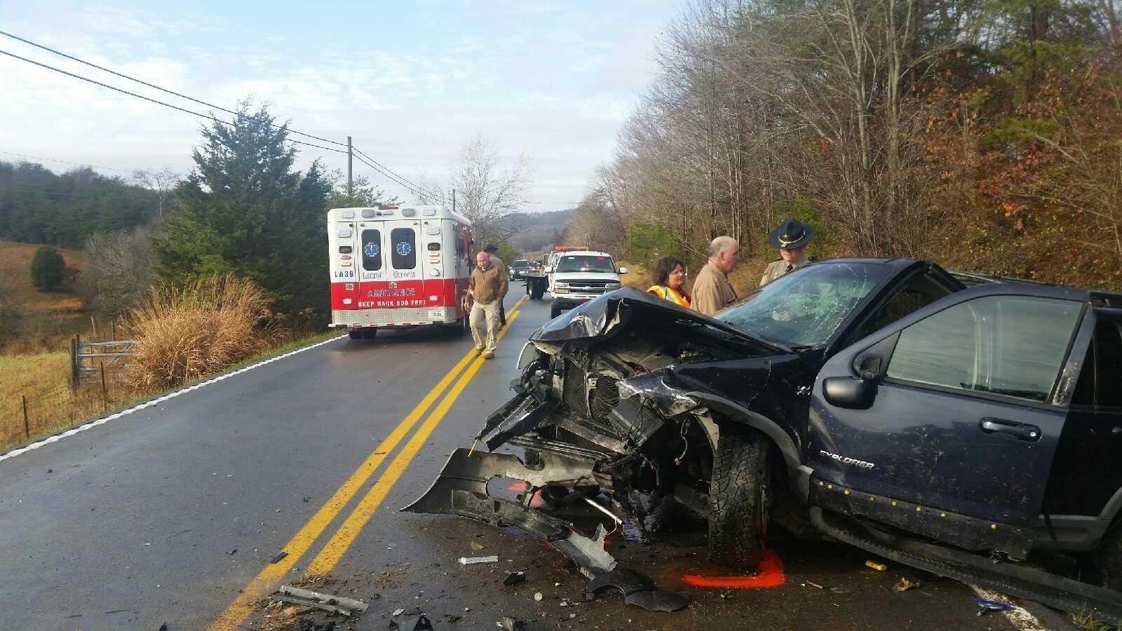 Car Crash In Northern Kentucky