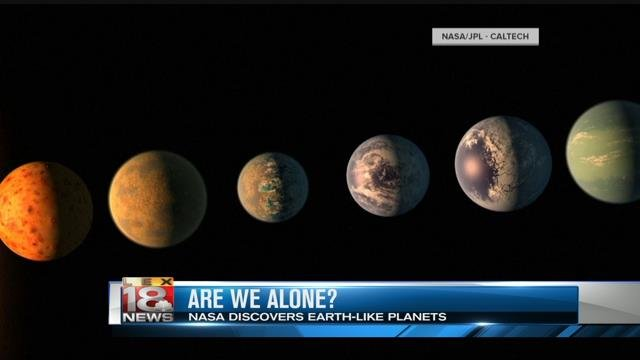 newly discovered planets 2017 - photo #9