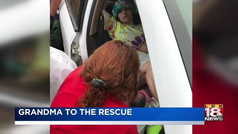 Knott Co. Grandmother Comes To The Rescue, Helps Deliver Baby