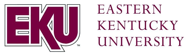 EKU logo: Eastern Kentucky University