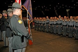 Sixty-nine Cadets Graduate From Kentucky State Police Academy ...