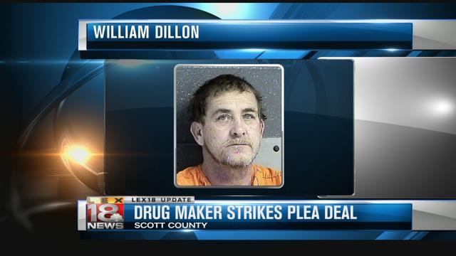 Scott County Man Pleads Guilty To Organized Crime - LEX18