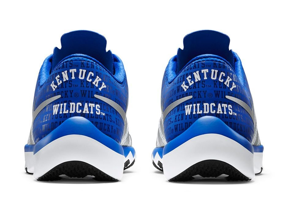 Nike Releases Shoe In Honor Of Kentucky Wildcats