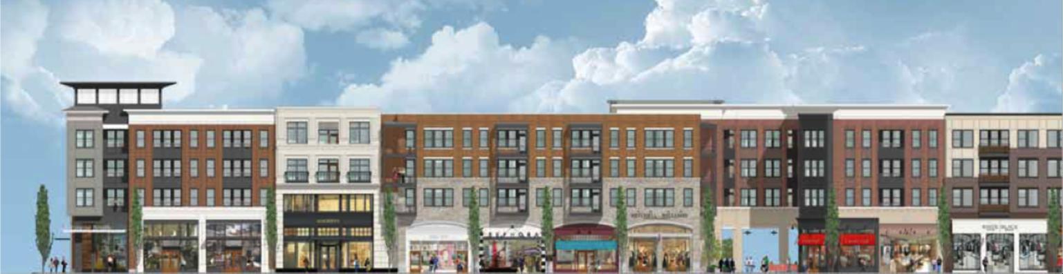 44 Million Luxury Apartment Complex Planned For Lexington LEX18