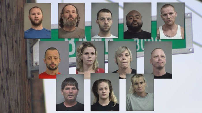 Kentucky drug busts - Maple suyrup diet