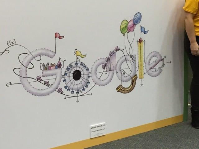 Paul laurence dunbar student wins google doodle contest
